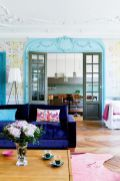 111 awesome parisian chic apartment decor ideas (33)