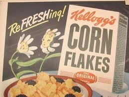 Kellogs. Corn Flakes