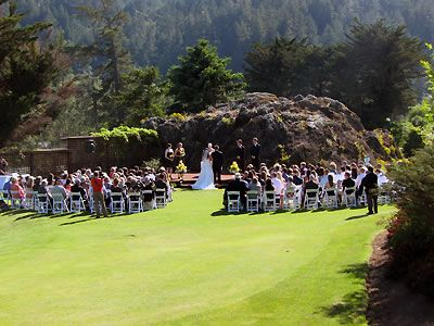 San Geronimo Golf Course Marin County Wedding Location Outdoor Weddings 94963
