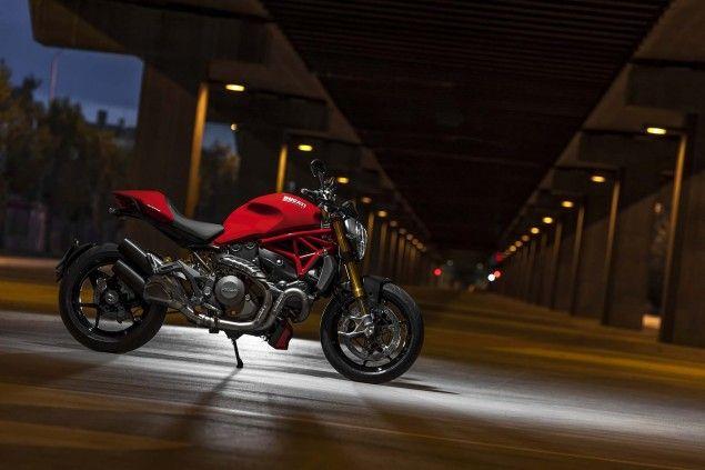 2014 Ducati Monster 1200 S   Moar Monster 2104 Ducati Monster 1200 S 22 635x423