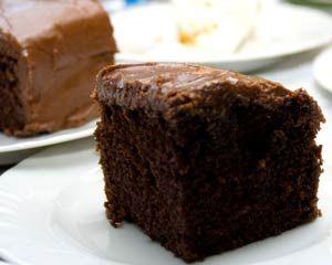 Chocolate Cake - New Zealand Cake Recipe at KiwiWise