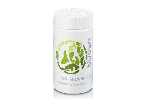 #USANA #DigestiveEnzyme-apoya una digestión normal, absorción optima, alivia el malestar ocasional del estomago, indigestión, digería correctamente las grasas y la lactosa. Apoya la habilidad del cuerpo para digerir proteina. Precio Preferido 32.95$