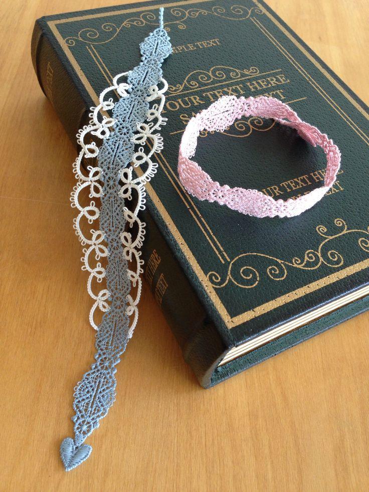 Tatting lace / Bracelet