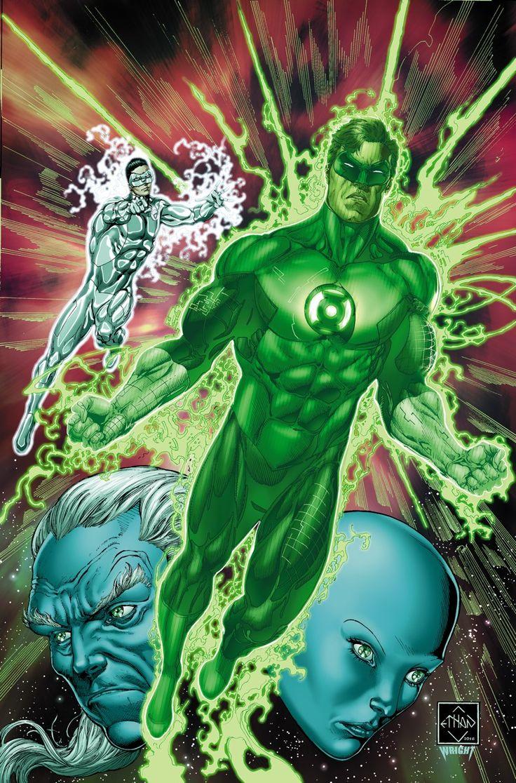 Hal Jordon & The Green Lantern Corps #10• Robert Venditti (w) • Ethan Van Sciver (a) |Cover by Ethan Van Sciver|