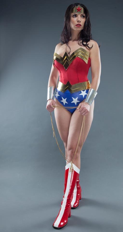Cosplay Amazon Wonder Woman Wonderwoman Pinterest