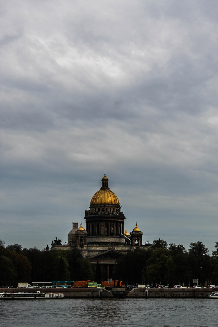 Isaac Cathedral.
