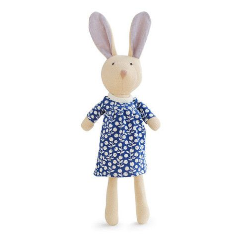 Hazel Village Juliette Rabbit - mini mioche - organic infant clothing and kids clothes - made in Canada