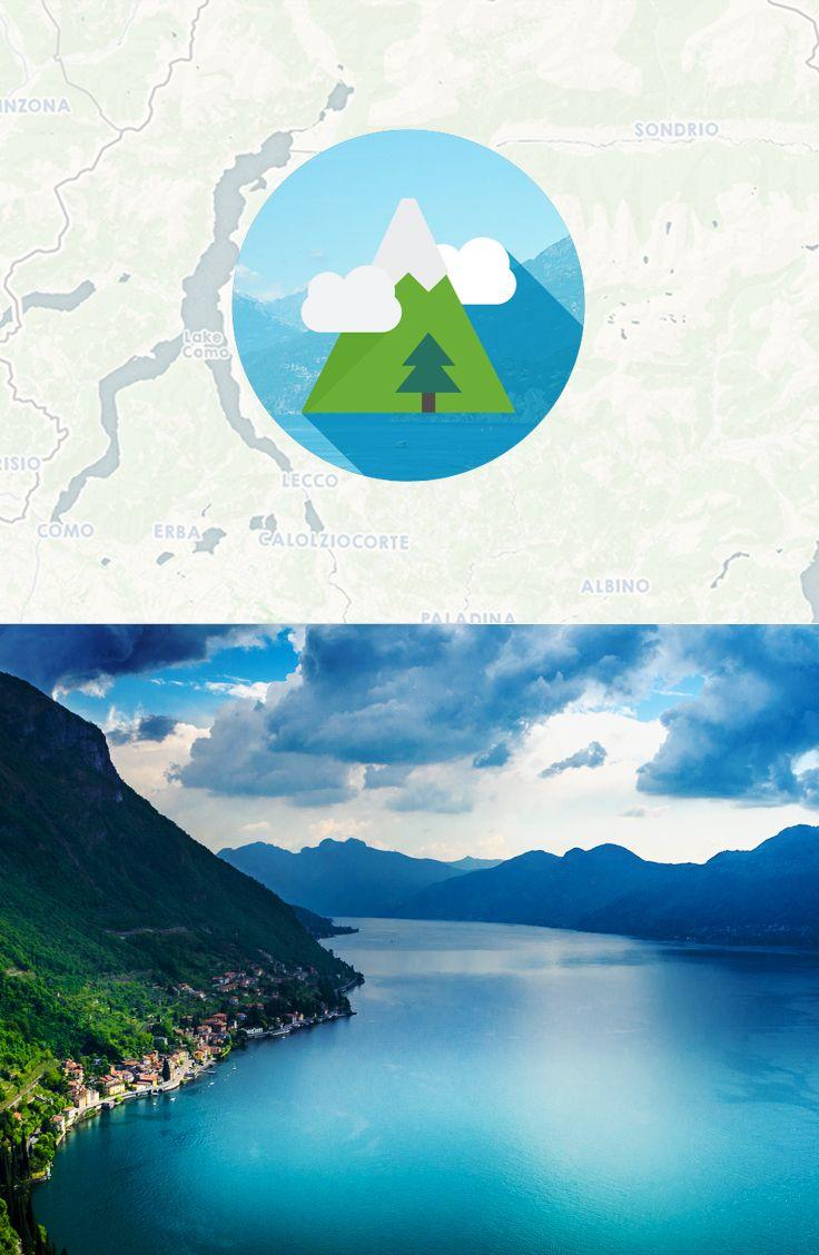 """""""Quel ramo del lago di Como, che volge a mezzogiorno, tra due catene non interrotte di monti, tutto a seni e a golfi, a seconda dello sporgere e del rientrare di quelli, vien, quasi a un tratto, a ristringersi, e a prender corso e figura di fiume, tra un promontorio a destra, e un'ampia costiera dall'altra parte..."""""""
