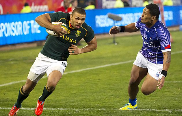 #RWC2015 South Africa vs Samoa Rugby Live Streaming Details on 26th September at Villa Park