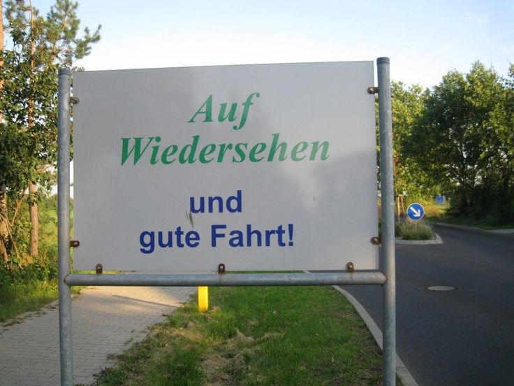 Top 17 Funny German Words and Phrases - Confiscated Toothpaste