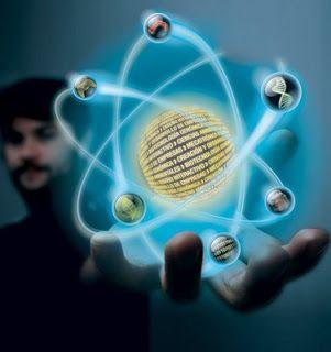 O DESPERTAR  DE UMA  ALMA!: O Mundo da Física Quântica: Tudo é Energia...
