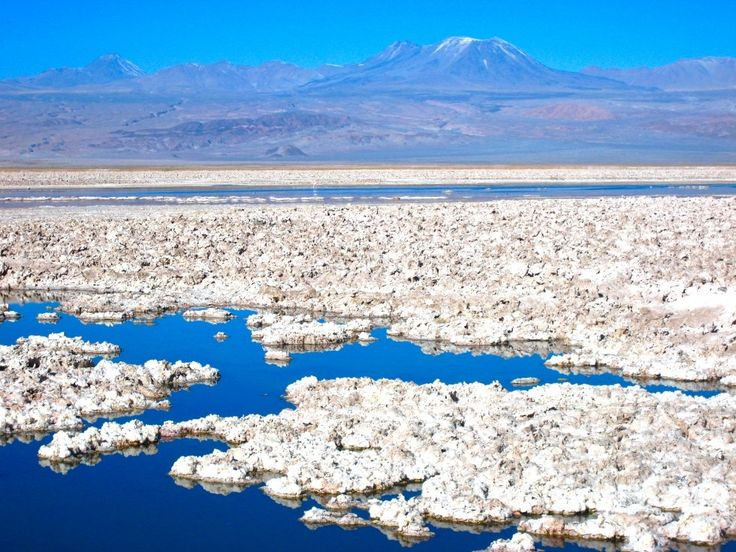 Salar de Atacama, San Pedro de Atacama, Chile