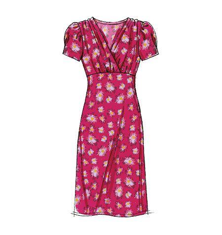 Cute dress for summer- McCalls pattern