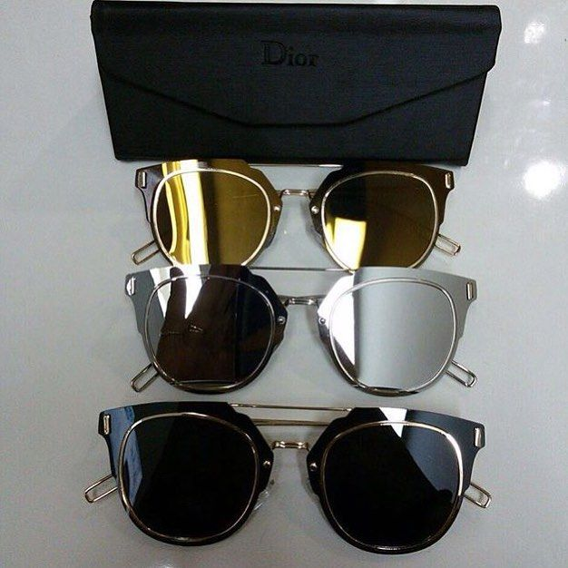 Just in loveeeee #dior Tell me which one you need @inspocafe