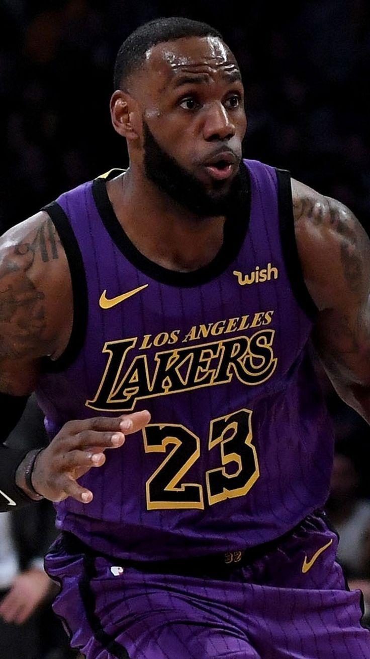 Lebron James La Lakers Wallpaper Iphone Hd Wallpaper Iphone Jogadores De Basquete Papel De Parede Da Nike Esportes