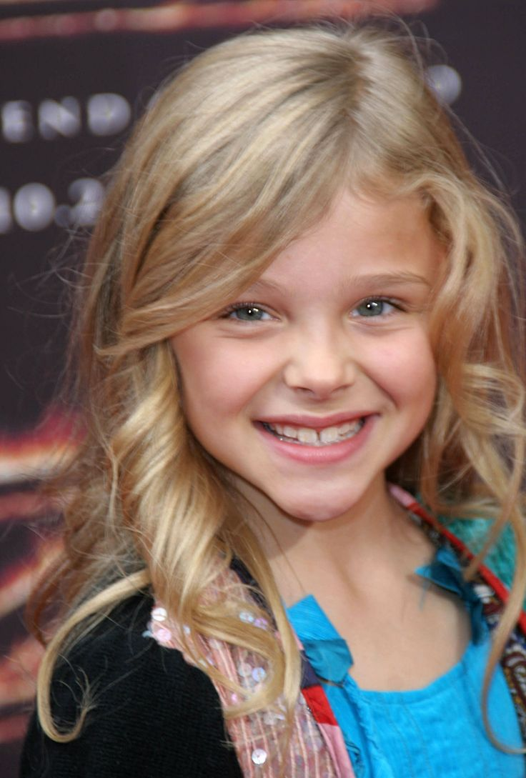 CHLOE MORETZ ~ Born in 1997 in Atlanta, GA, her first ...