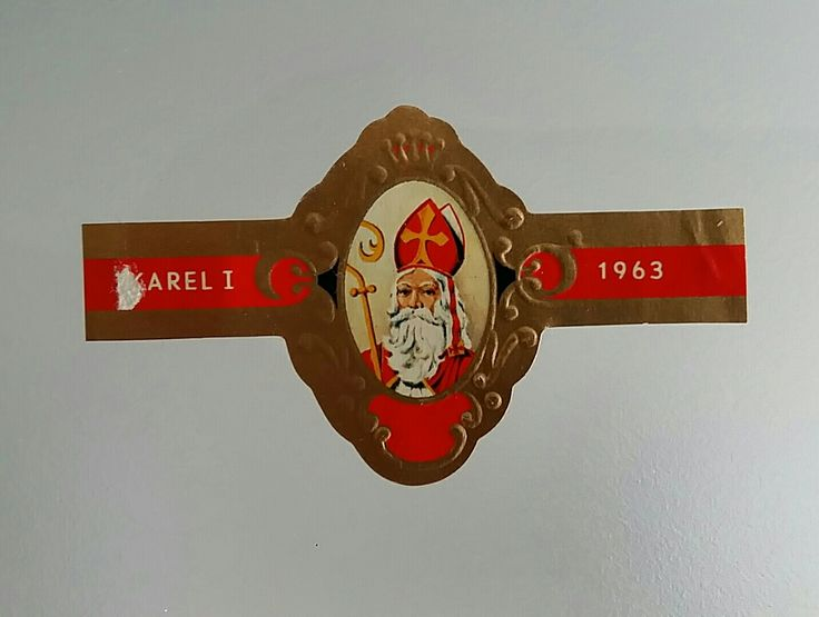 Sinterklaas 'rookwaar'
