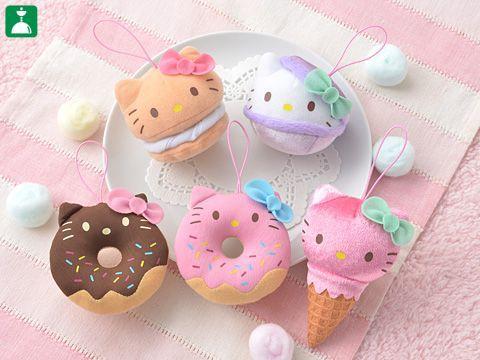 Diy Squishy Hello Kitty : 68 best Squishy Toys & DIY Tutorials images on Pinterest Toy diy, Diy squishy and Kawaii crafts