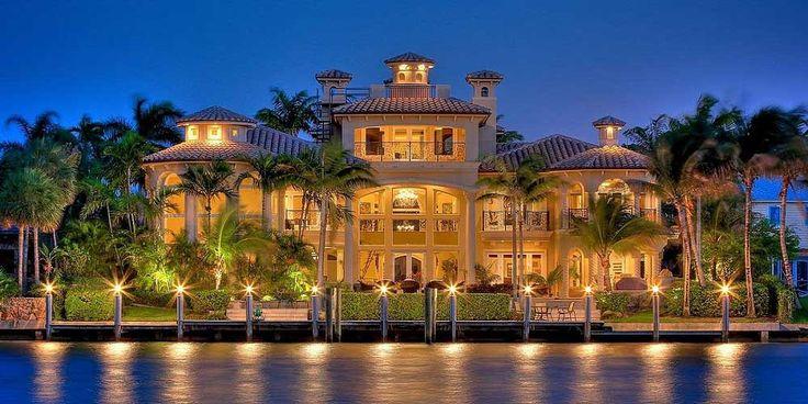 Luxury Mediterranean Home Mediterraneanhomes Luxury