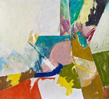 John Little - Untitled, 1971: Abstractart
