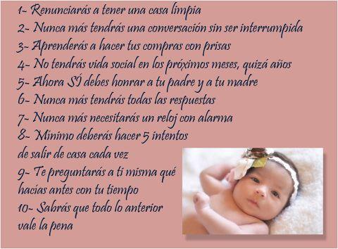 maternidad e hijos