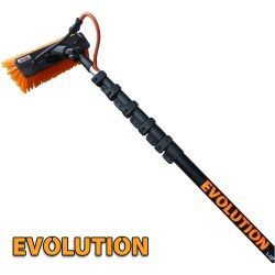 Evolution Telescopic Carbon Pole for Window Cleaning http://xline-systems.co.uk/xline-shop/water-fed-poles-accessories