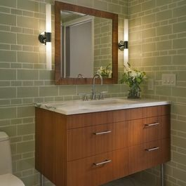 Bathroom Side Light Design, Pictures, Remodel, Decor and Ideas ...