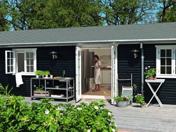 Bildresultat för dansk sommarstuga inspiration