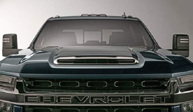 2020 Chevy Silverado 2500 Front Chevy Silverado 2500 Chevy