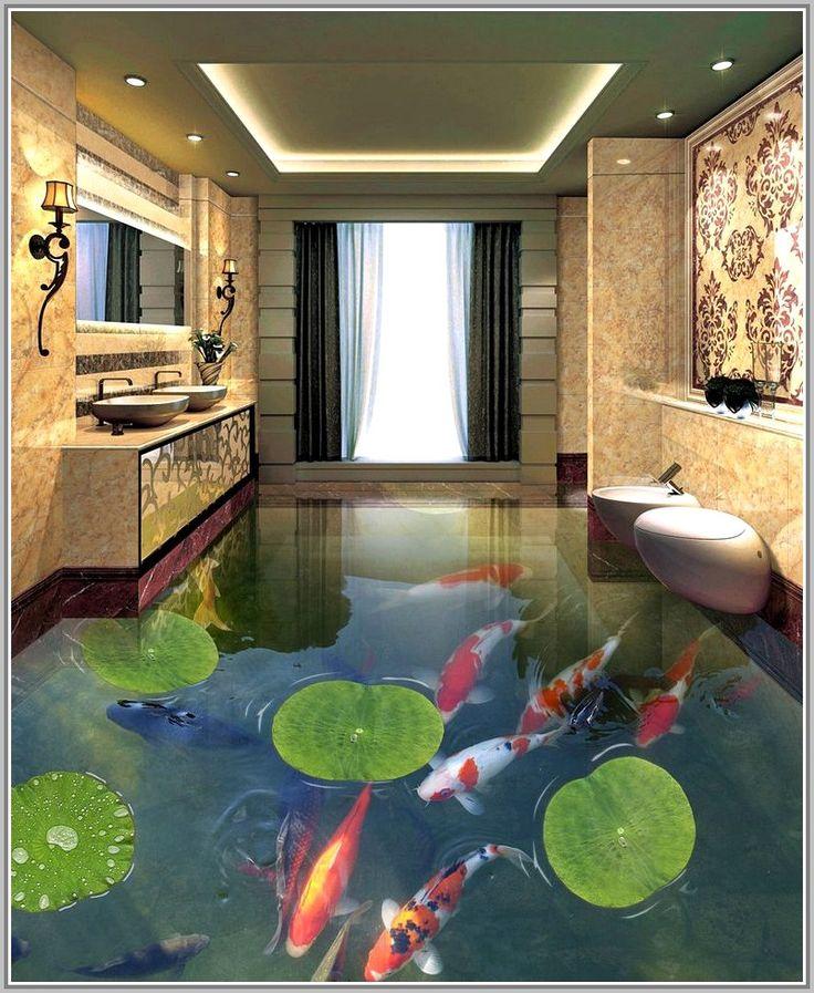 45+ Trompe l oeil sol salle de bain ideas