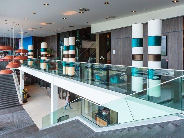 Project Focus: Balustrades. Van der Valk Hoorn