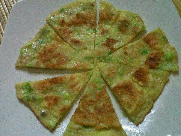 Masak Ala Mom Nayla: Pancake Bawang ala Mom'