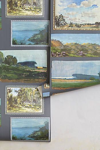 gallery curator wallpaper