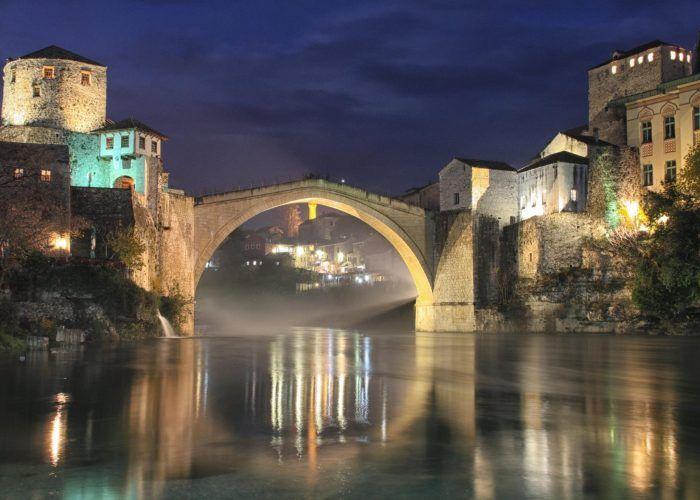 Sarajevo Connected With Dubrovnik Kotor Split Zagreb Belgrade Funky Tours In 2020 Mostar Sarajevo Day Tours