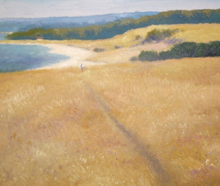 The Path over the Heathland