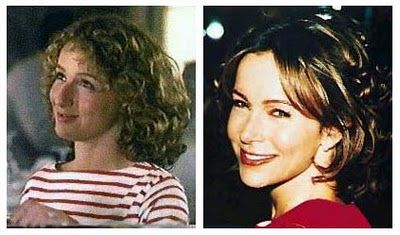 Jennifer Grey: unrecognizable after her nose job
