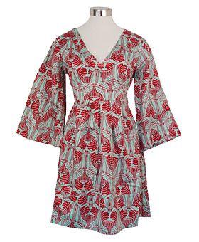 Art Nouveau dress