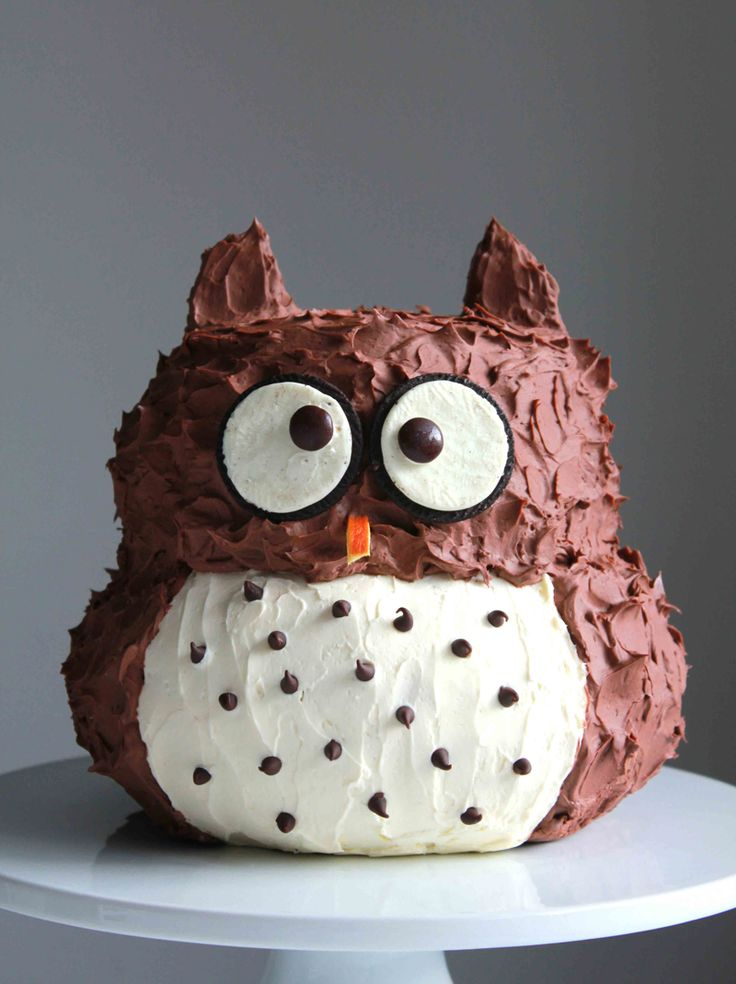 Prepare this adorable and delicious cake for your kid's birthday!
