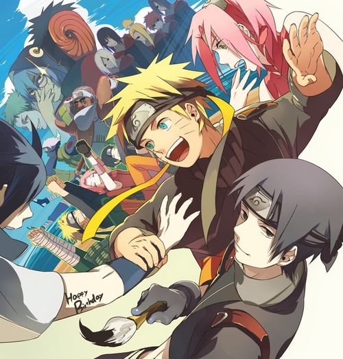 Naruto Shippuden   Personagens de anime, Personagens ...