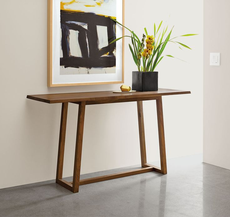 Unique Accent Hall Tables