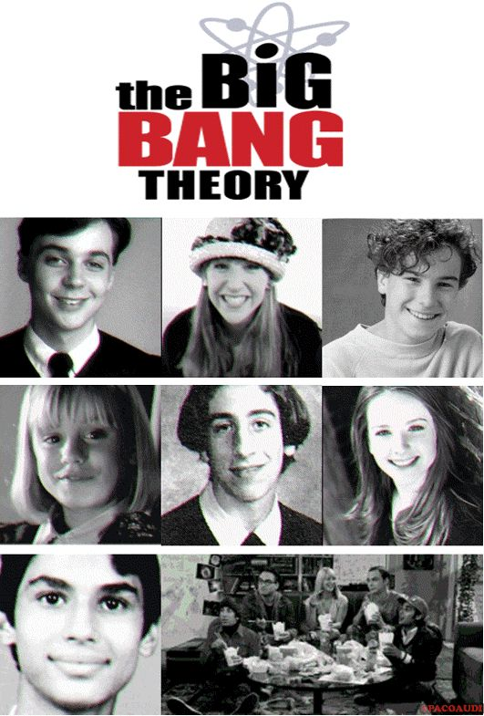 big bang theory memes | Atores de The Big Bang Theory antes e depois | Mundo Memes