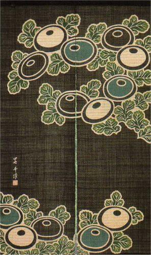 noren - door cutain - Japan