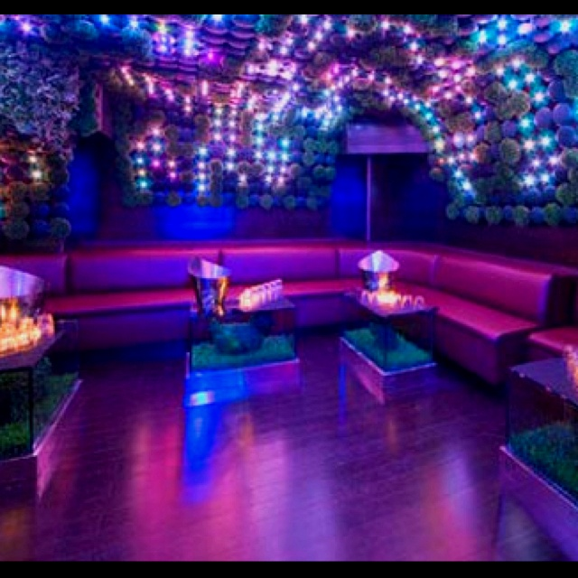 Starry Night Nightclub Interior Party Theme Night Club Party Ideas