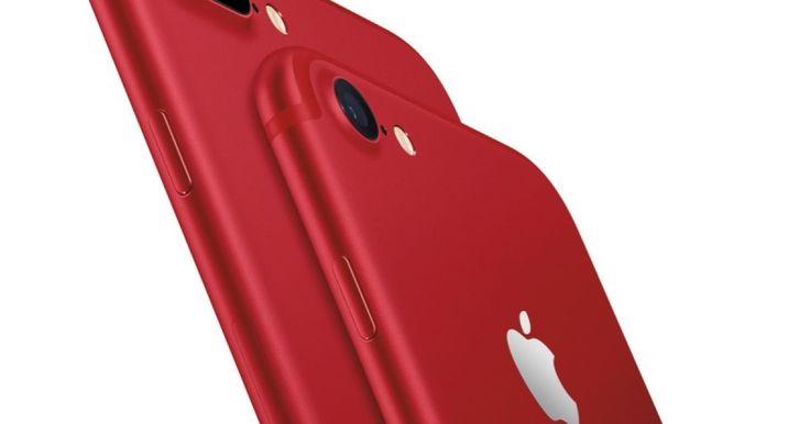 アップル、iPhone 7 / Plusに新色「レッド」を追加。3月25日国内発売「RED SPECIAL EDITION」 - Engadget 日本版