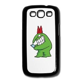 Samsung Galaxy S3 - Victor on Phone
