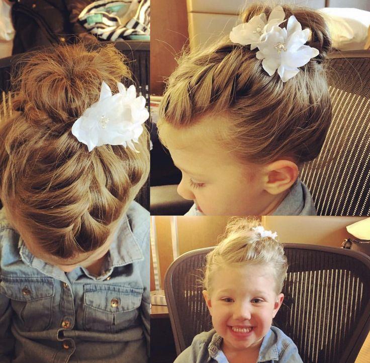 Wedding Hairstyles For Jr Bridesmaids: Braided Wedding Hair Styles