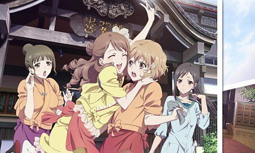 'Hanasaku Iroha: Home Sweet Home' Japanese DVD/BD Anime Release Date Revealed