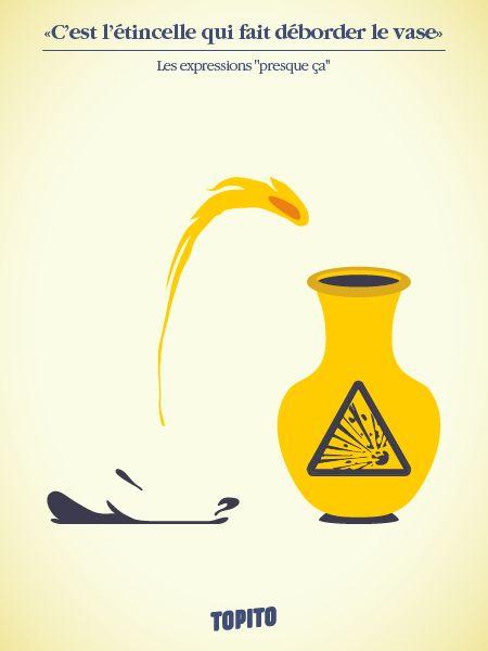 C'est l'étincelle qui fait déborder le vase