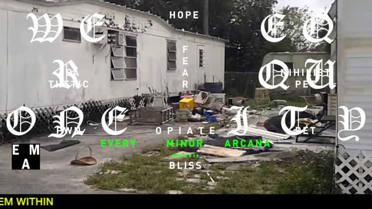 EMA — Aryan Nation (Official Lyric Video)
