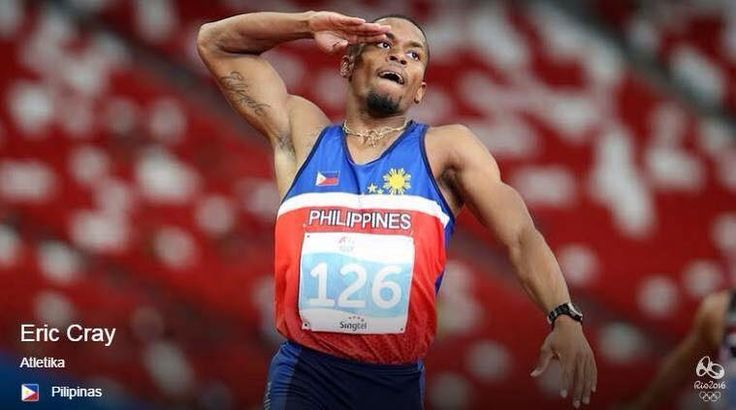 Eric Cray quickly dusted off a dreadful 2017 opener of 52.10 400 Hurdles run at the Drake Relays in Des Moines (cold, heavy rain).  Cray, 28 the SEA Games Champion in both the 100m and 400 Hurdles. Firstly cray ran the 100 at Mito Invitational on May 5 and clocked 10.35 (-0.   #1500 metres #2016 Summer Olympics #AirAsia #FlightAware #Indonesia #Kuala Lumpur #Malaysia #Malaysia Airlines #Malaysia Airlines Flight 370 #Tracking (commercial airline flight)
